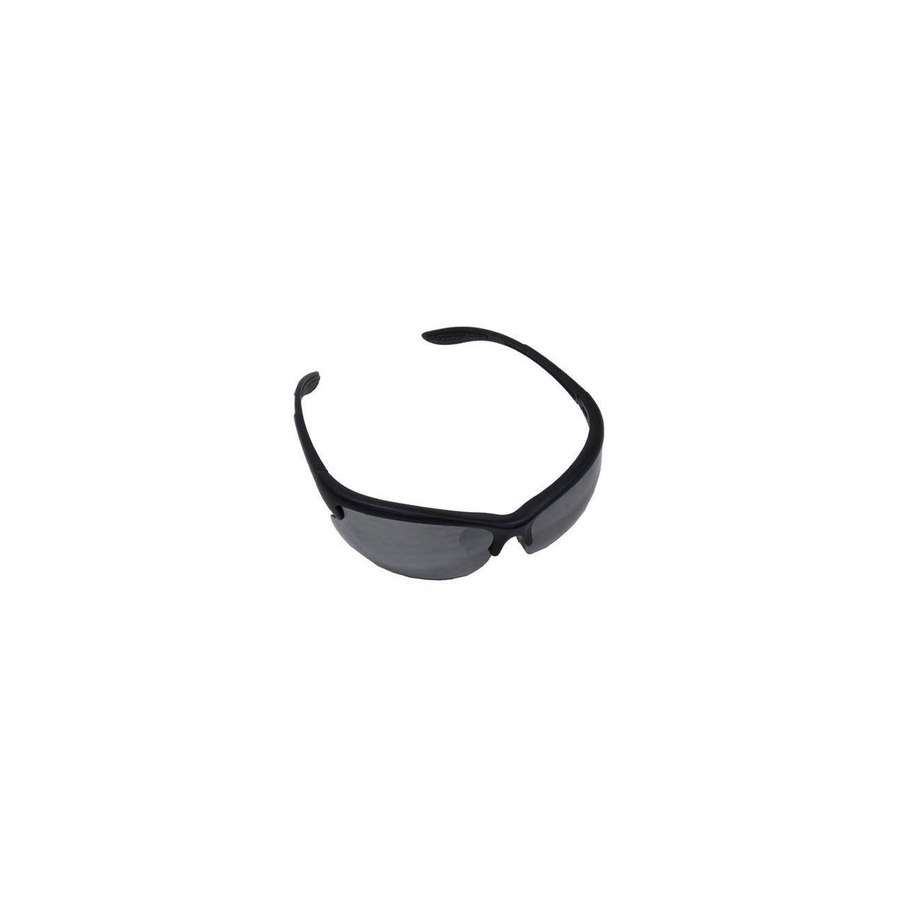 MFH Sonnenbrille Sportbrille Strike schwarz mit 3 Wechselgläsern