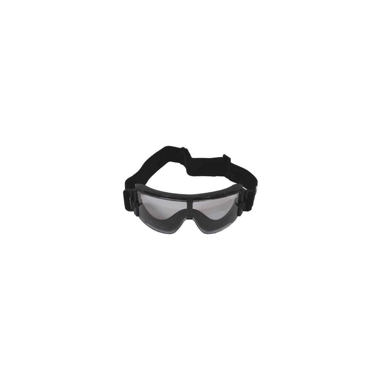 MFH Schutzbrille Thunder schwarz mit 3 Wechselgläser