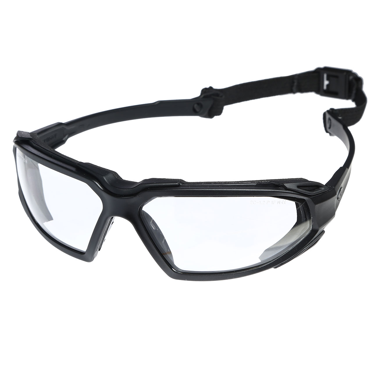 Strike Systems Tactical Schutzbrille klar 0