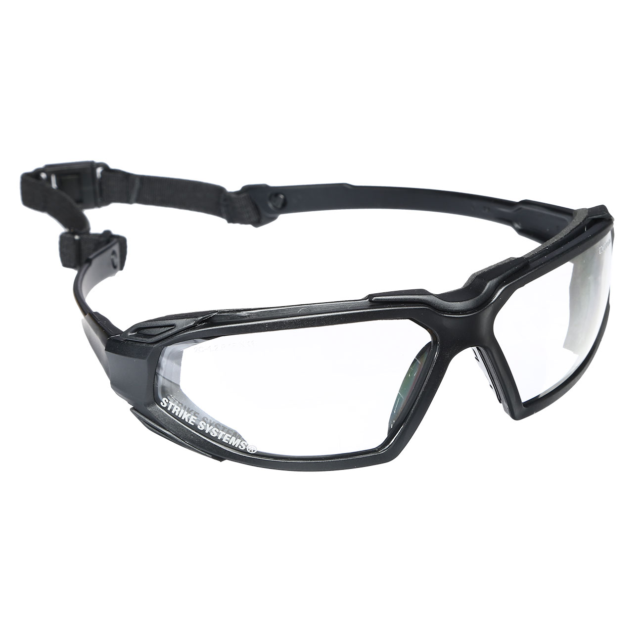 Strike Systems Tactical Schutzbrille klar 1