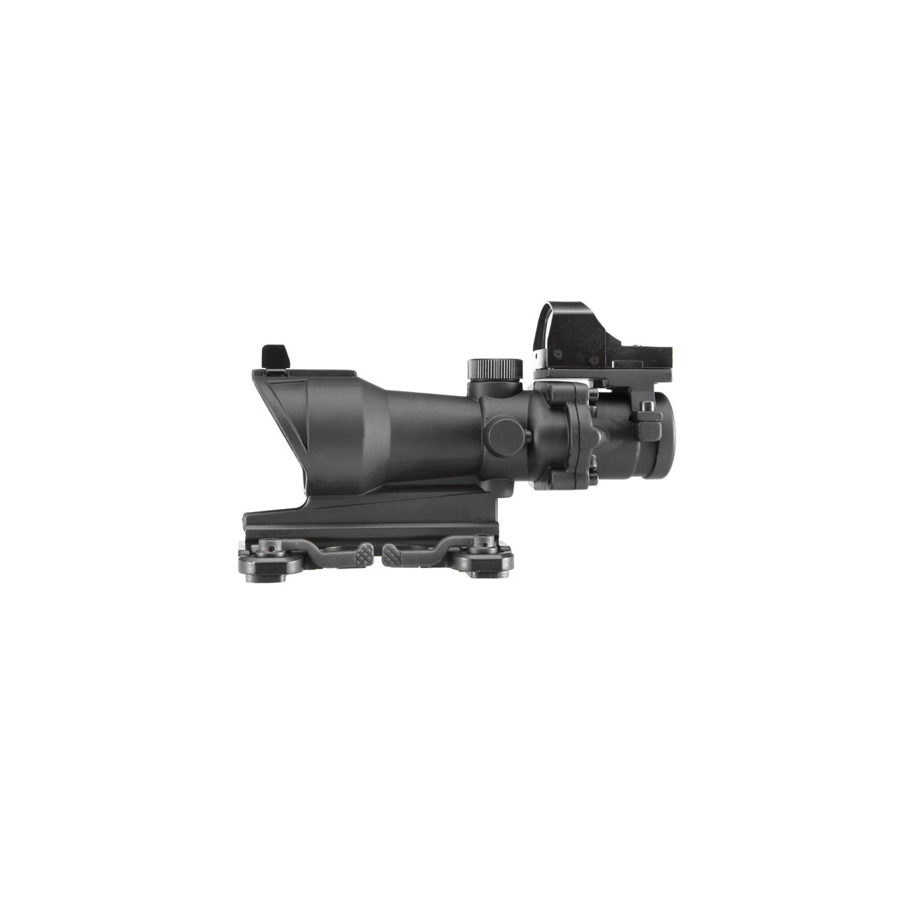 Aim-O TA01 Style Scope 4x32 QD-Mount mit Mini RedDot Visier schwarz 5316-BK 1