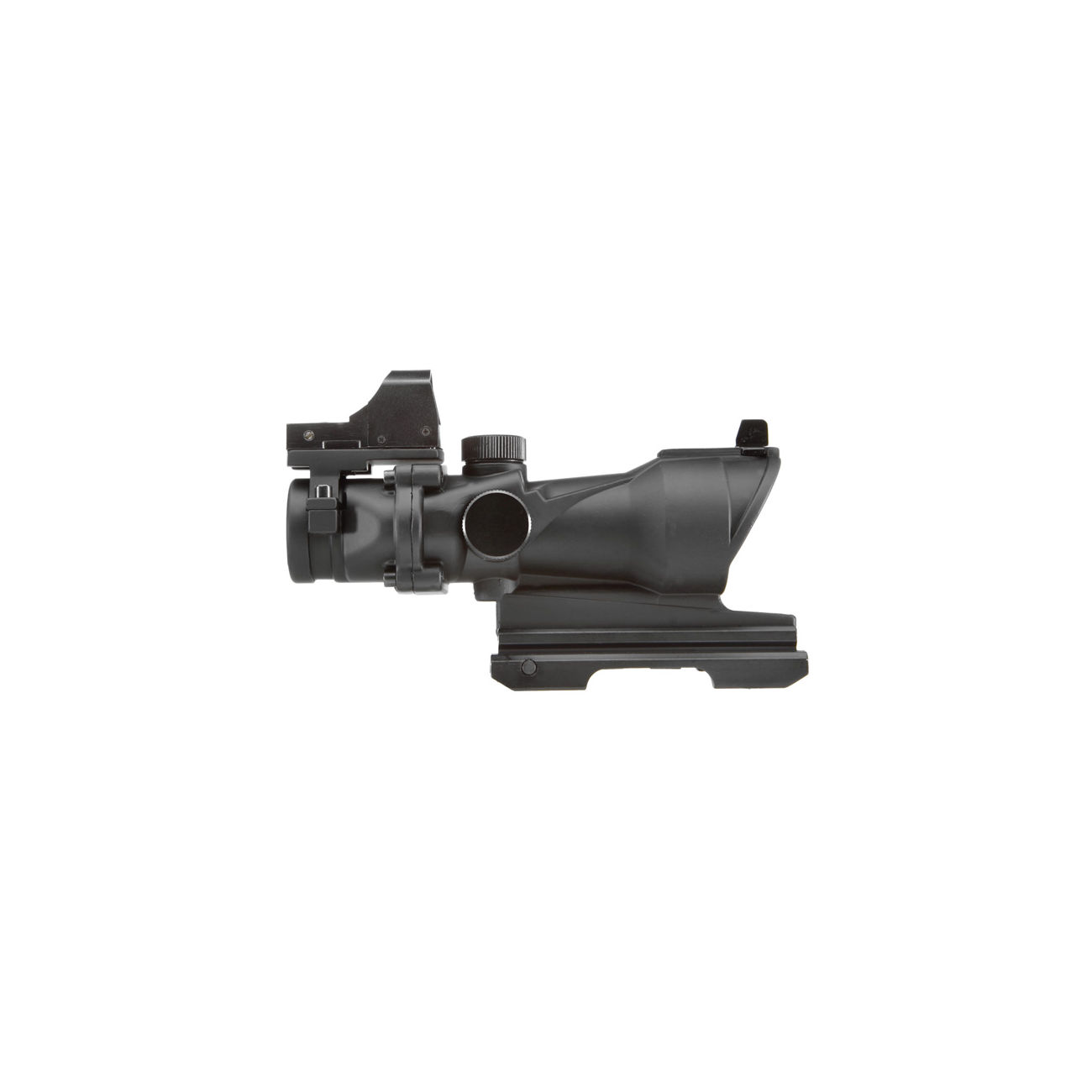 Aim-O TA01 Style Scope 4x32 QD-Mount mit Mini RedDot Visier schwarz 5316-BK 2