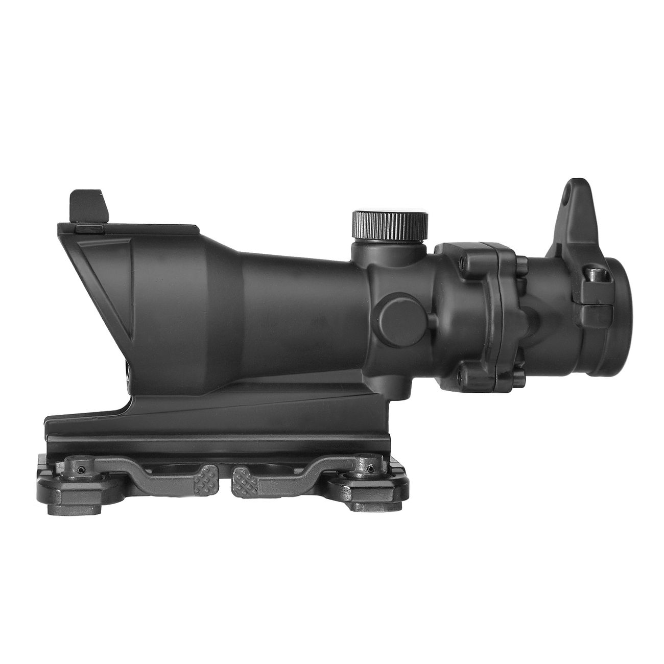 Aim-O TA01 Style Scope 4x32 mit QD-Mount schwarz AO 5310-BK 1