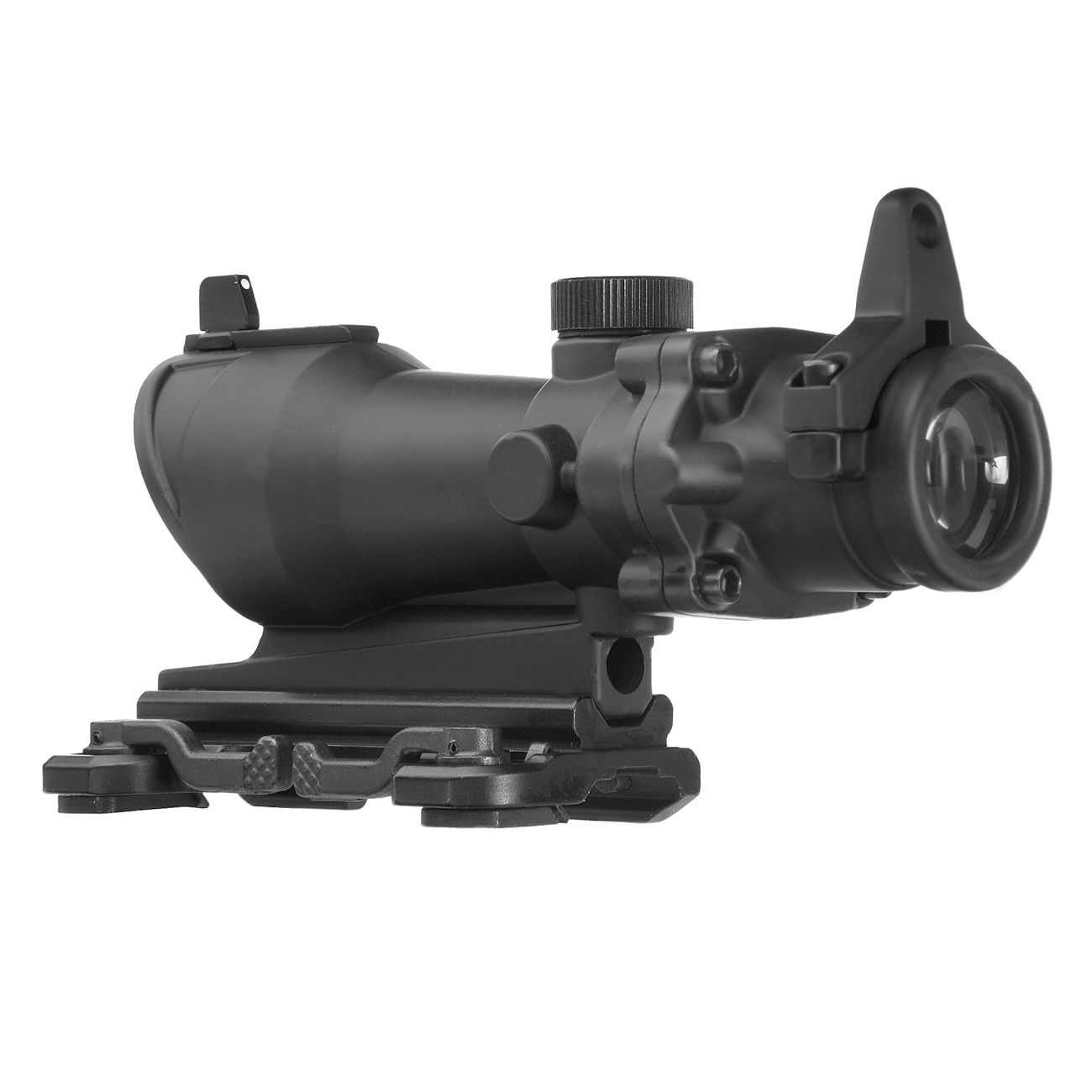 Aim-O TA01 Style Scope 4x32 mit QD-Mount schwarz AO 5310-BK 3