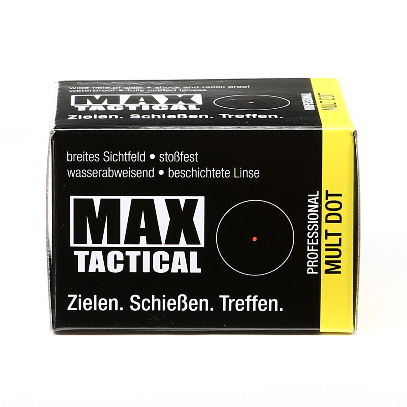 Max Tactical Holosight 23,5x16,8 Red-Dot Leuchtpunktvisier DDAB Micro 4