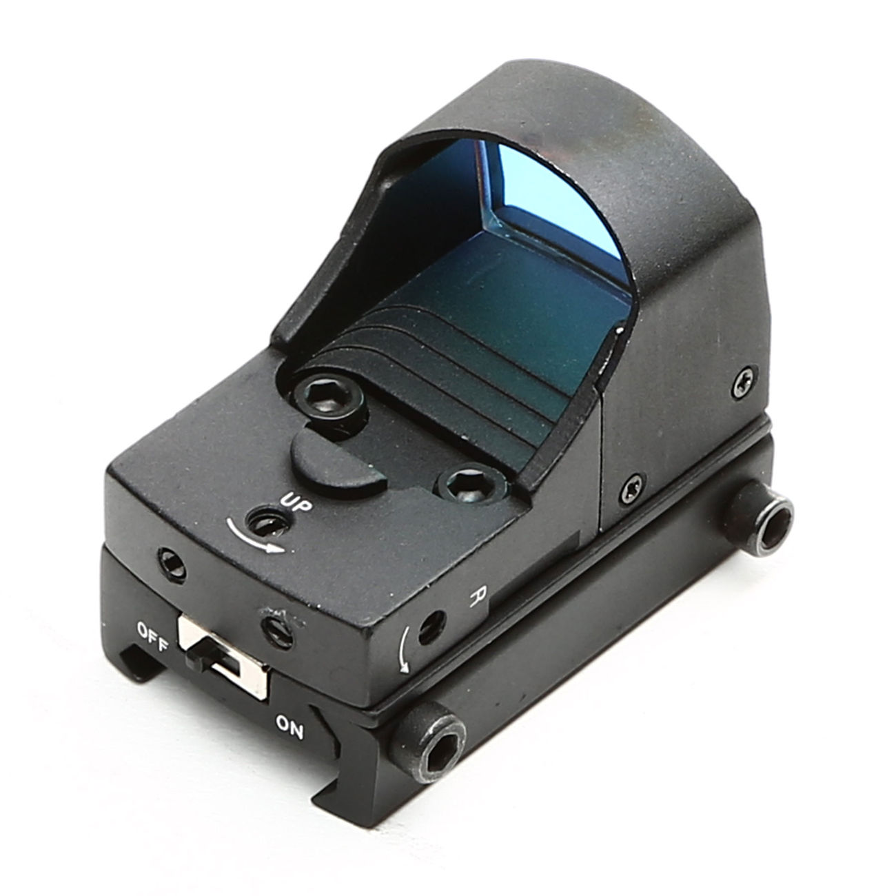 Max Tactical Holosight 23,5x16,8 Red-Dot Leuchtpunktvisier DDAB Micro 5