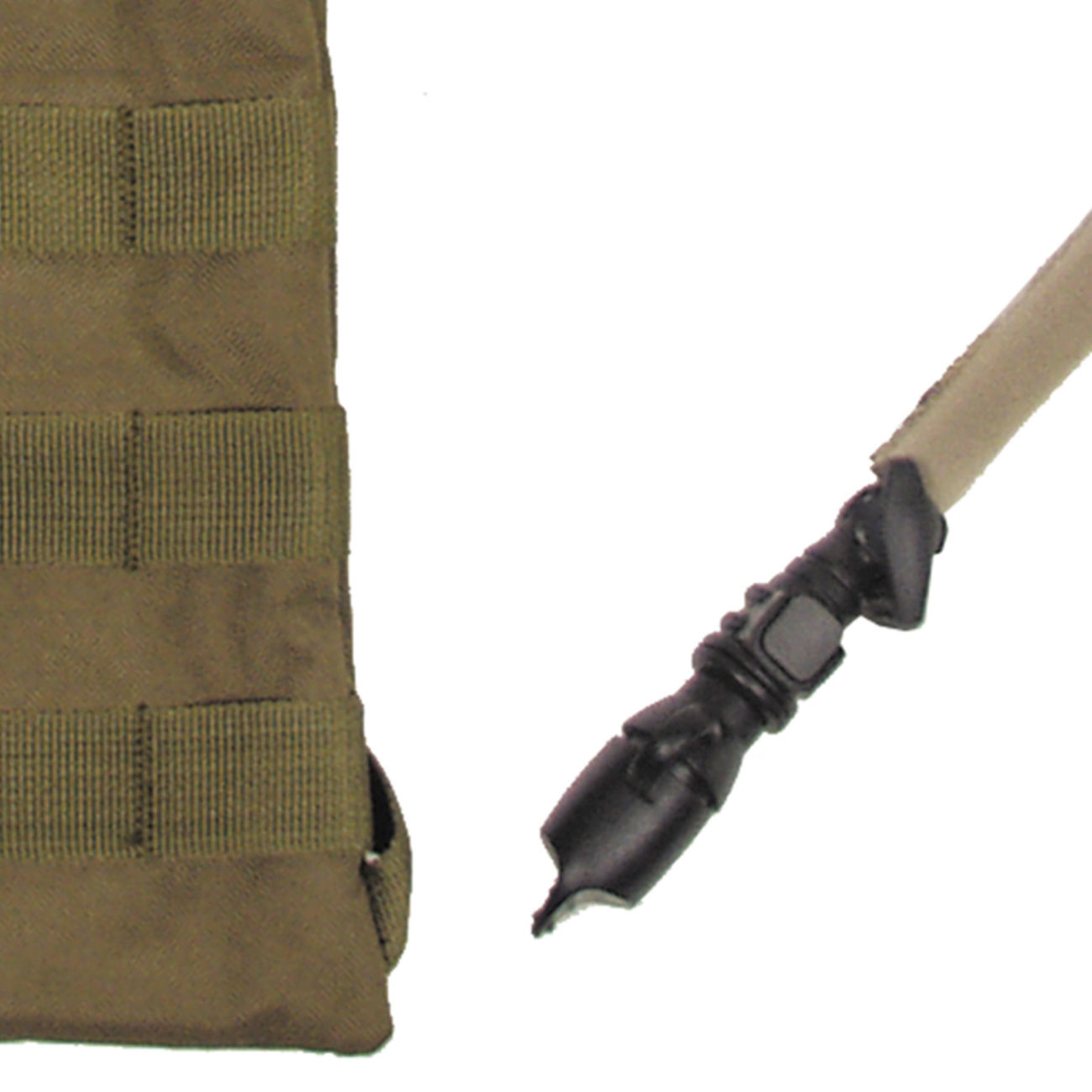 MFH Trinksystem MOLLE 2,5 Liter, coyote 1