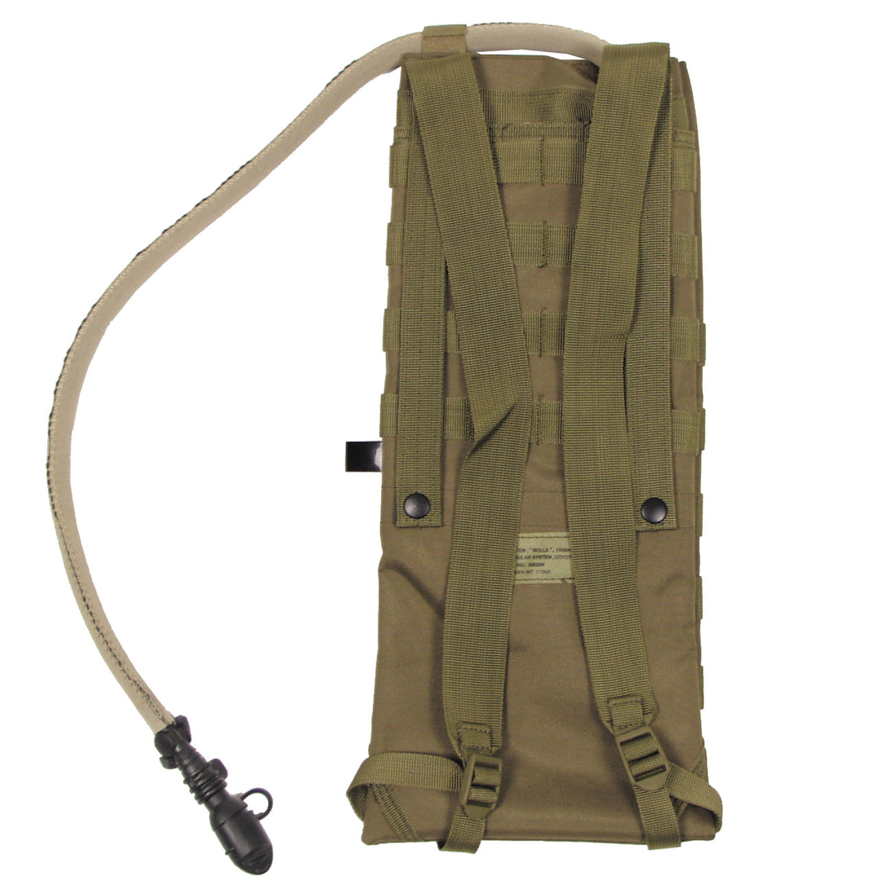 MFH Trinksystem MOLLE 2,5 Liter, coyote 4