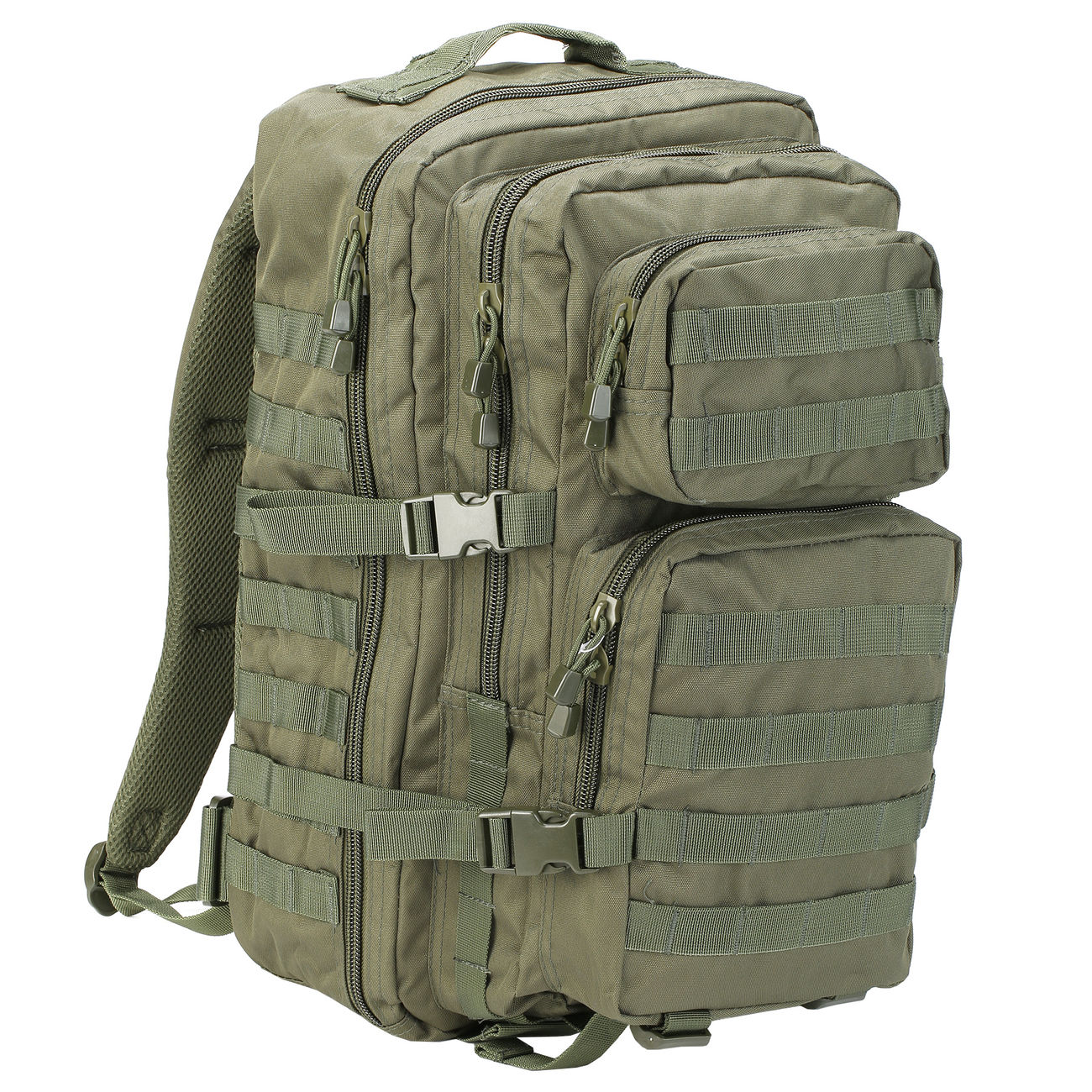 1a24860b2872b Mil-Tec Rucksack US Assault Pack II 40 Liter oliv günstig kaufen ...