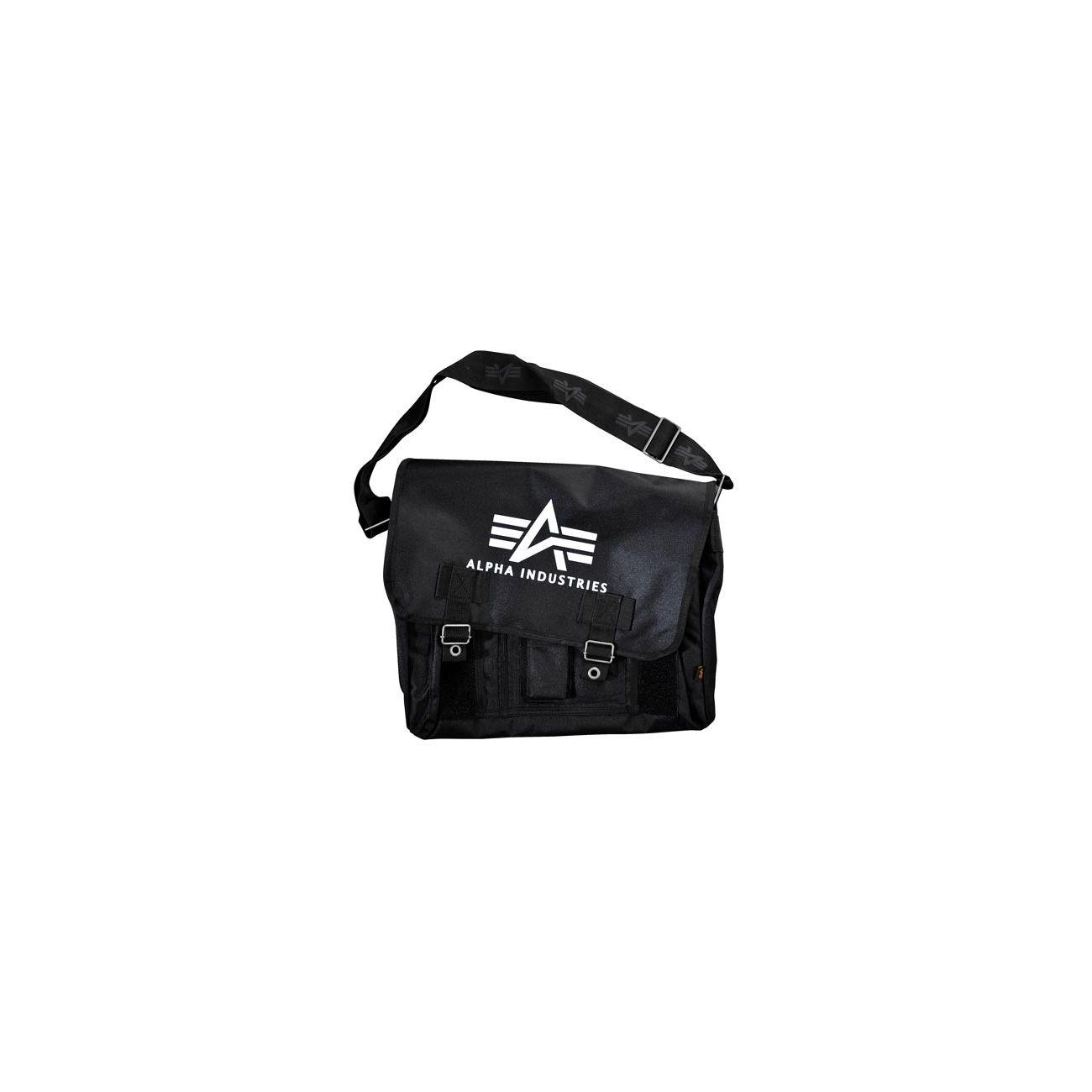 ed5e7e7aa1 Alpha Big A Oxford Courier Bag schwarz günstig kaufen - Kotte   Zeller