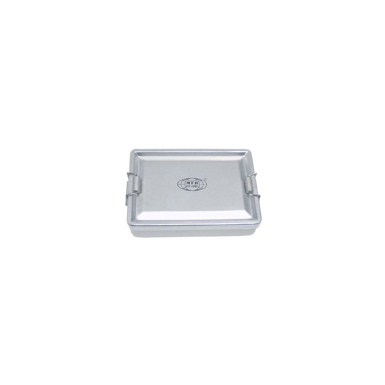 mfh alu box 13 3 x 9 2 x 3 4 cm wasserdicht kotte zeller. Black Bedroom Furniture Sets. Home Design Ideas