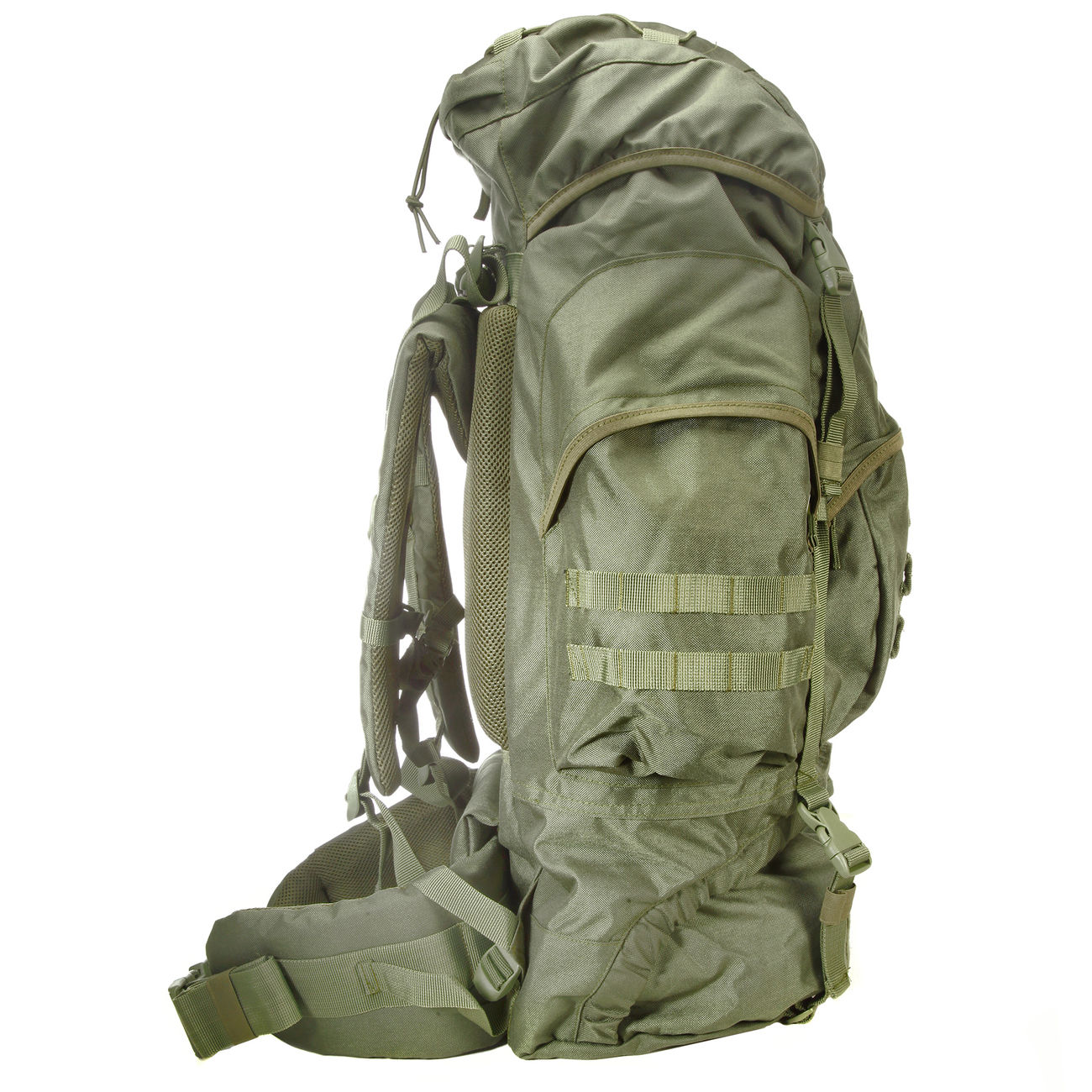 Highlander Rucksack Modell New Forces 66 Liter oliv 2