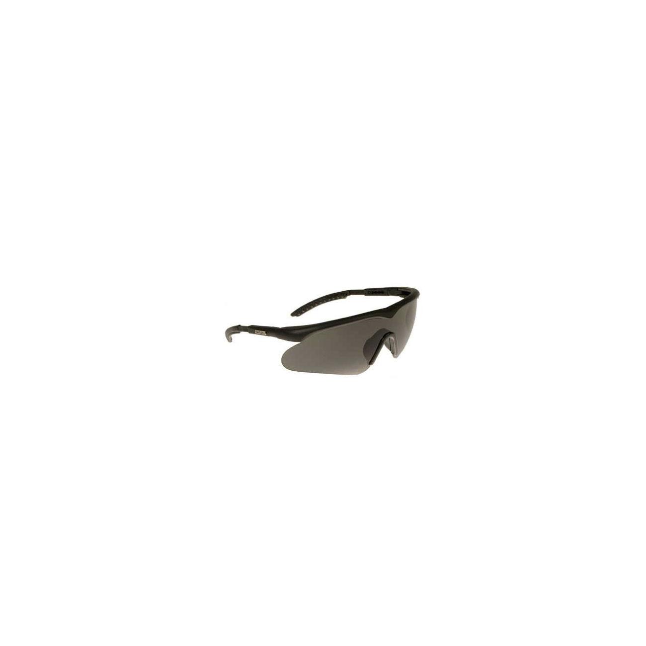 Schutzbrille Airsoft Paintball Sonnenbrille Swiss Eye Raptor schwarz