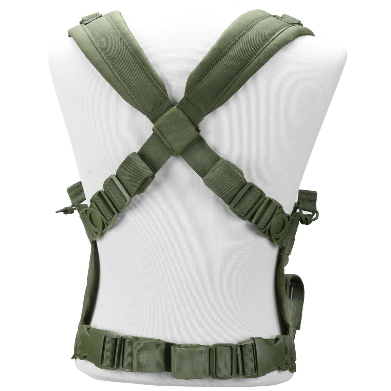 Condor Outdoor Recon Chest Rig oliv 1