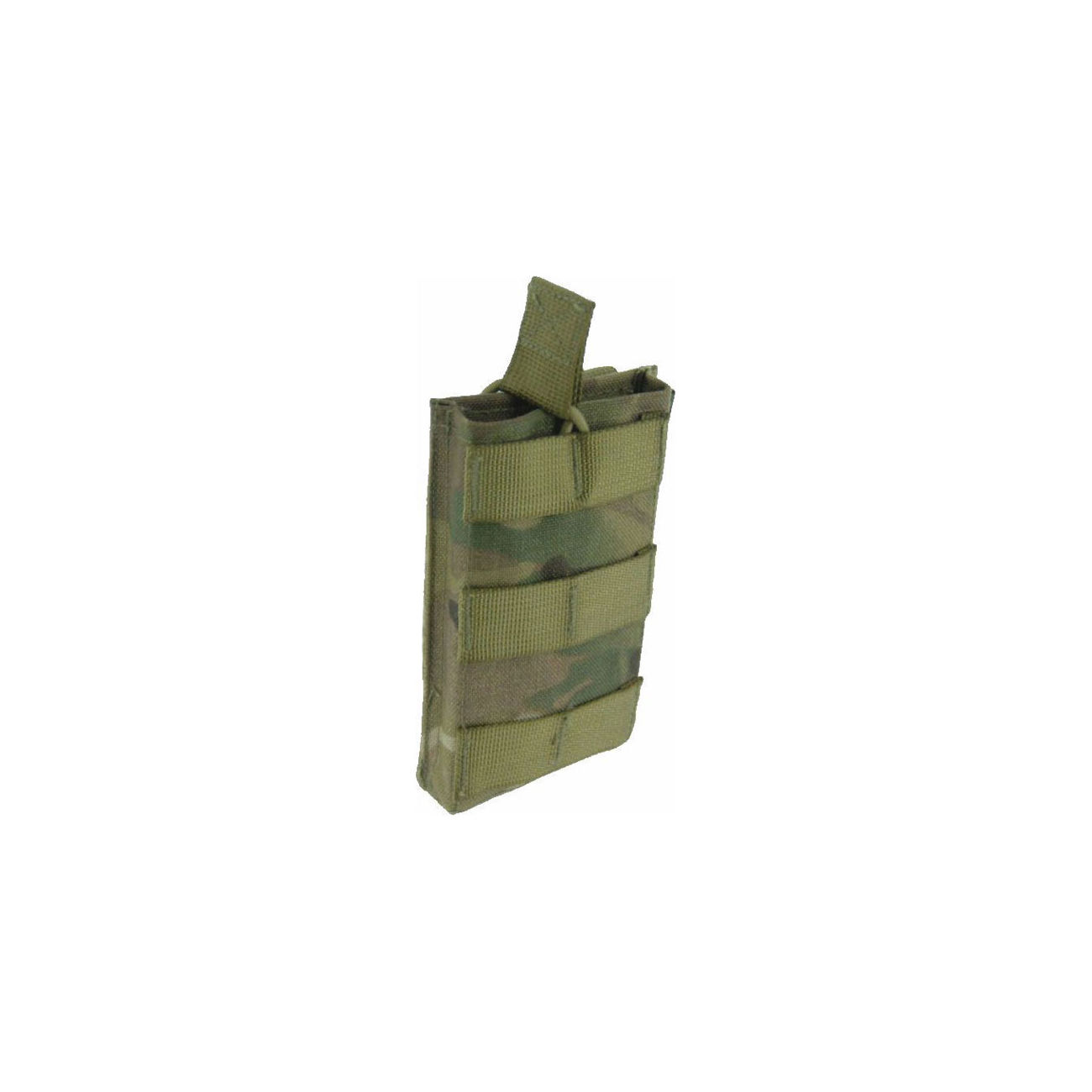 Highlander Pro-Force Magazintasche Molle single offen M4 M16 multicam 0