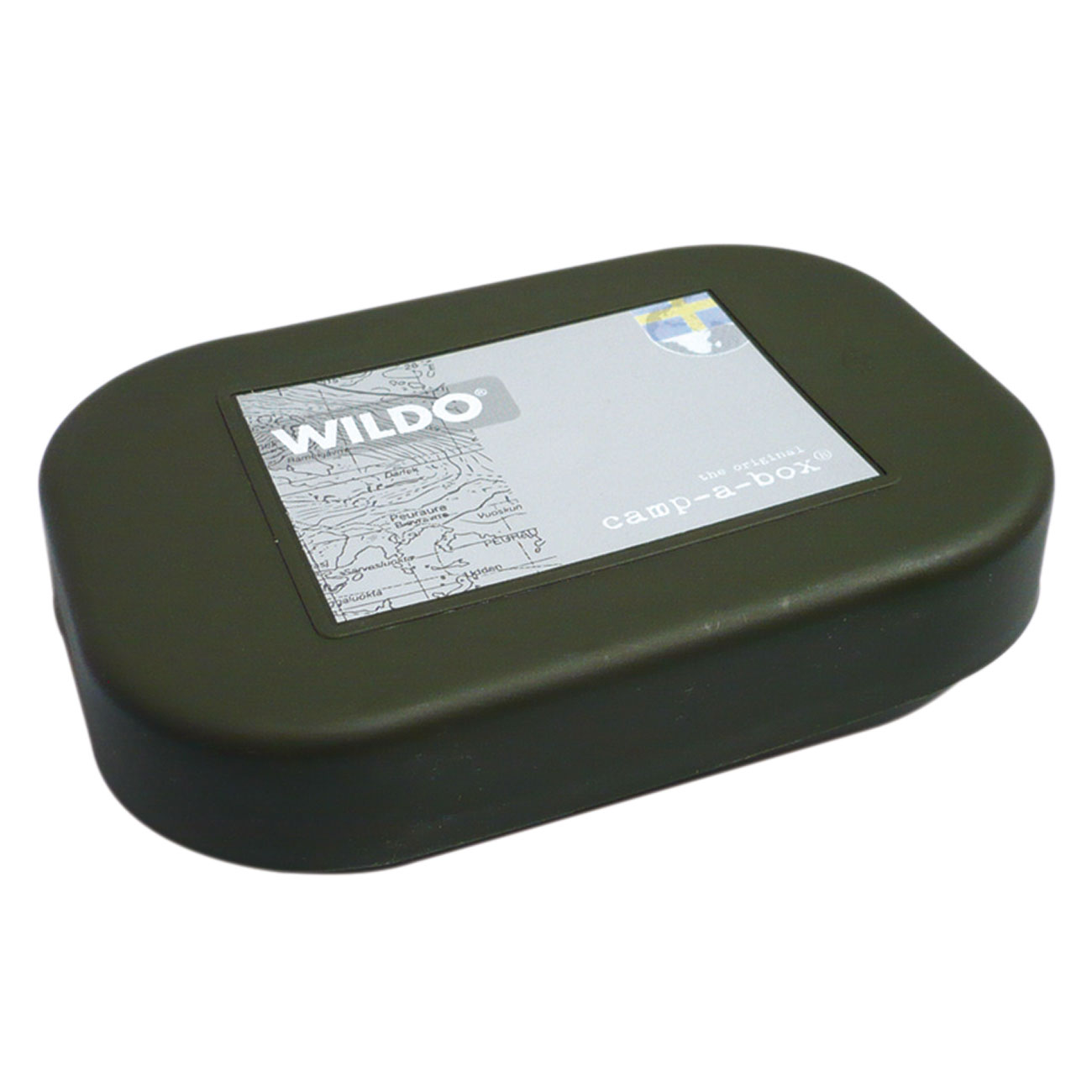 Wildo Camp-a-Box Essgeschirr oliv 3