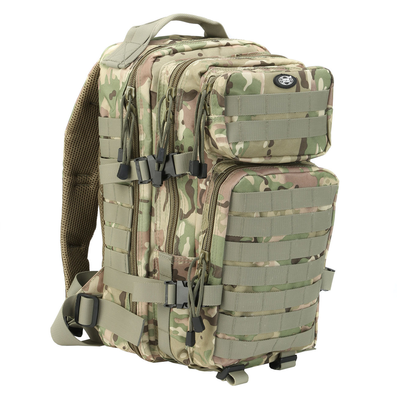 MFH Rucksack Assault I operation camo 0