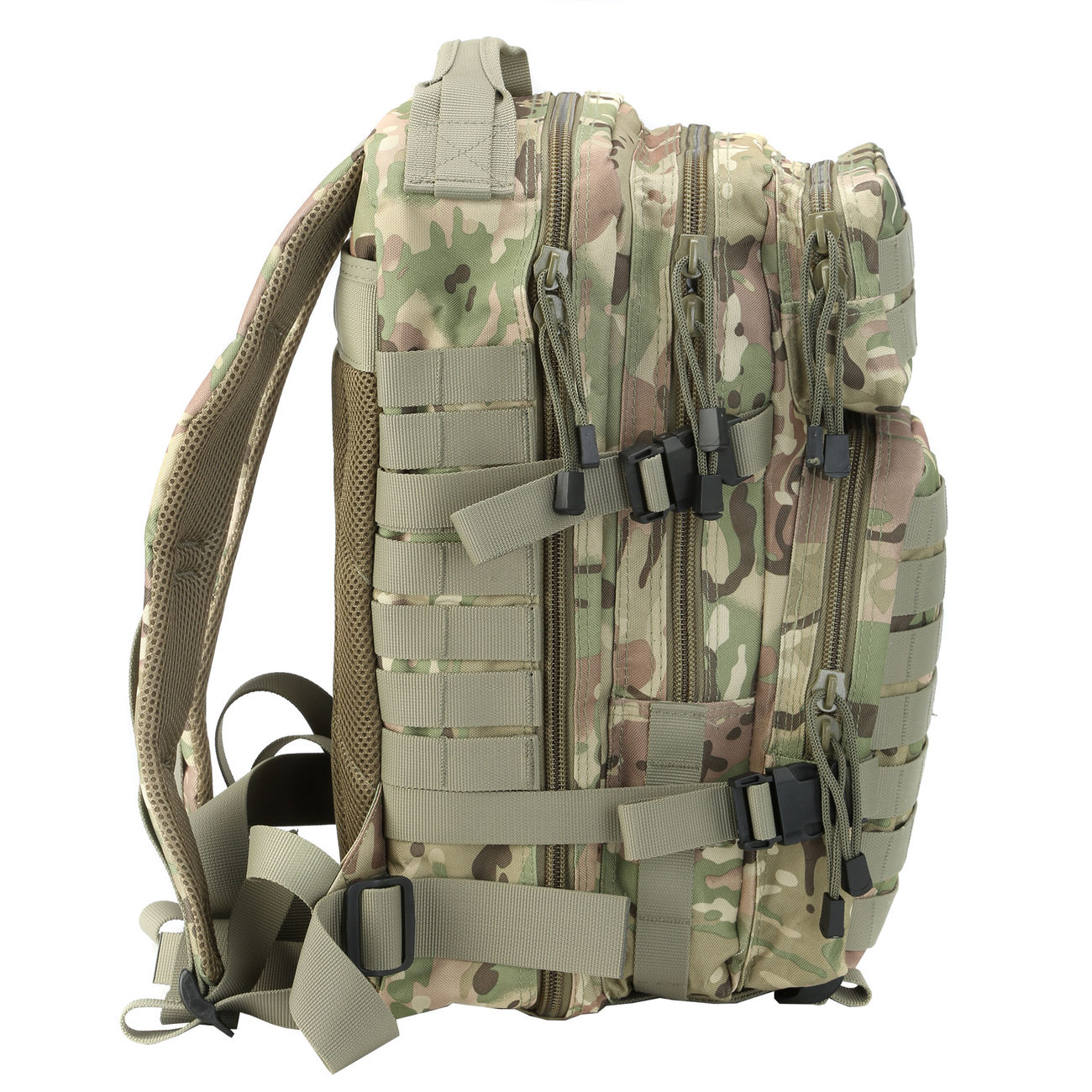 MFH Rucksack Assault I operation camo 1