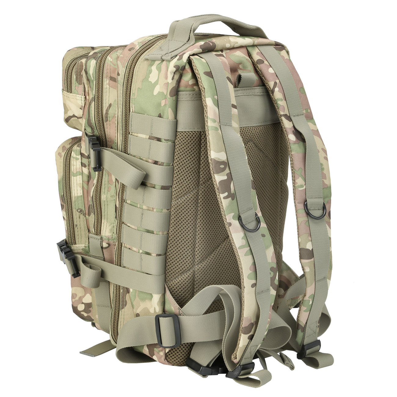 MFH Rucksack Assault I operation camo 3