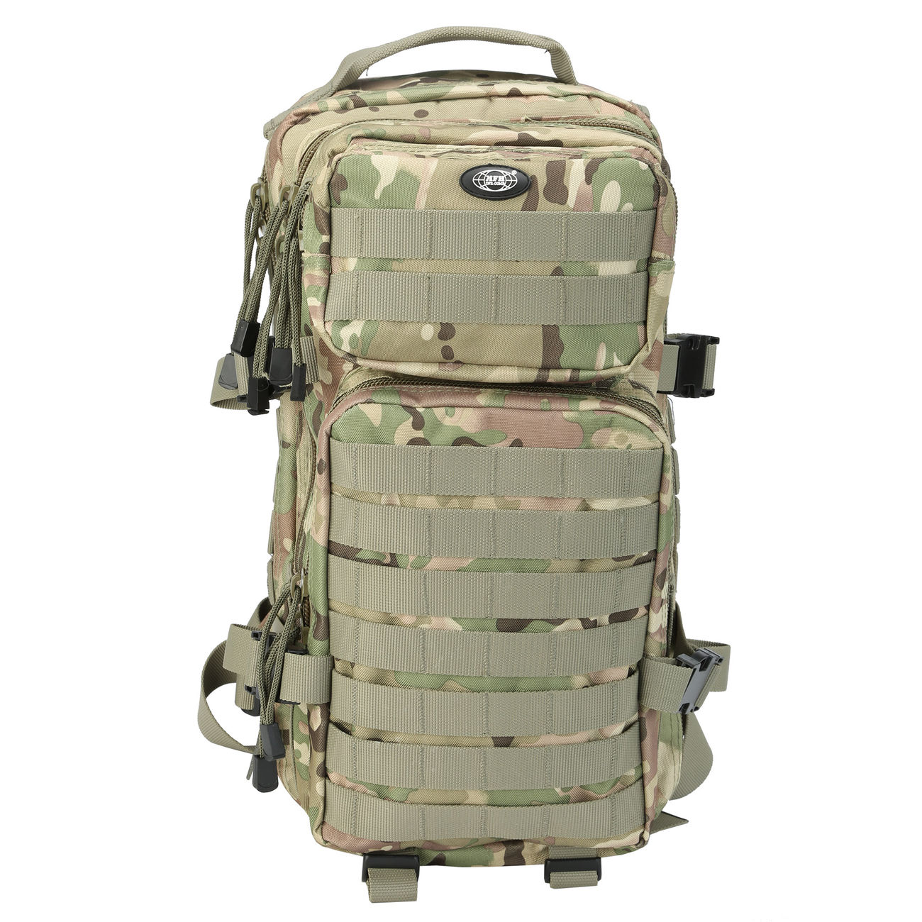 MFH Rucksack Assault I operation camo 6