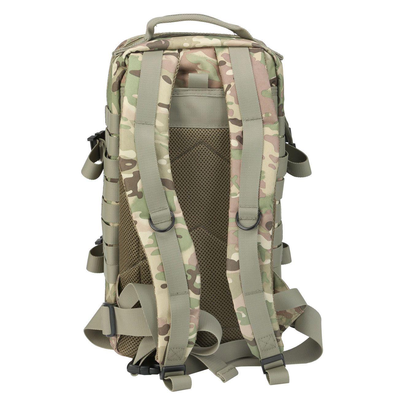 MFH Rucksack Assault I operation camo 7