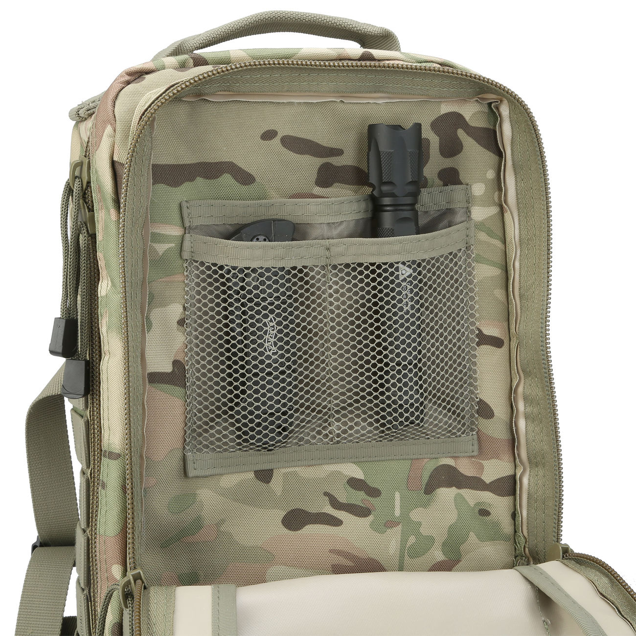 MFH Rucksack Assault I operation camo 8
