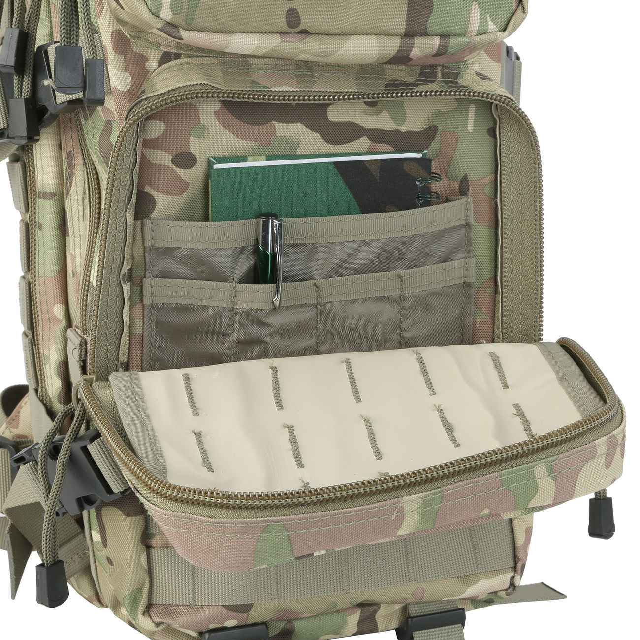 MFH Rucksack Assault I operation camo 9
