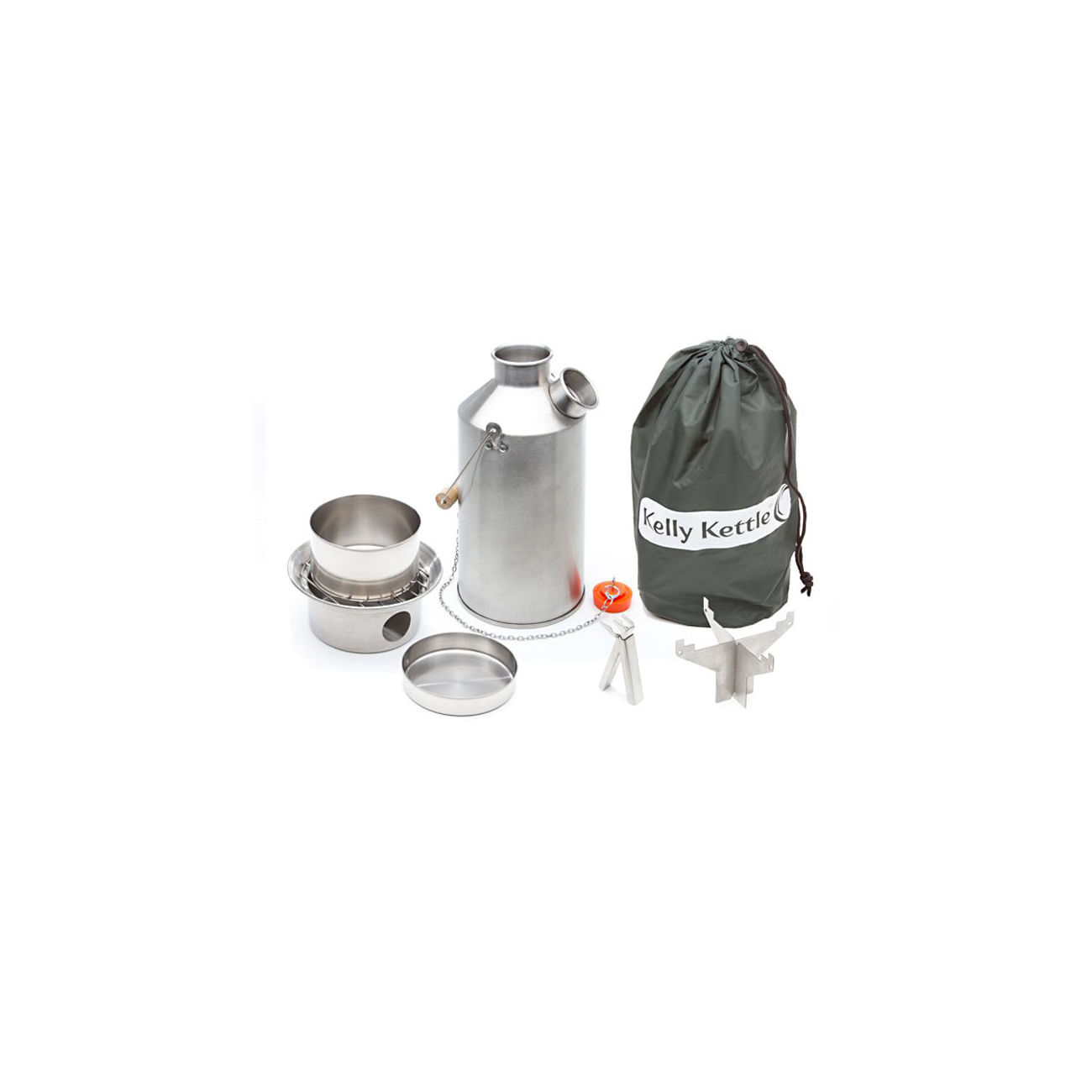 Kelly Kettle Basecamp Set 0