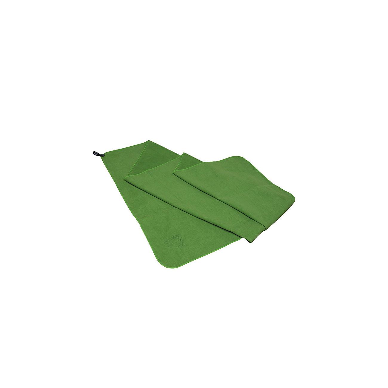 nordisk mikrofaser handtuch gr n m 40x90 g nstig kaufen. Black Bedroom Furniture Sets. Home Design Ideas