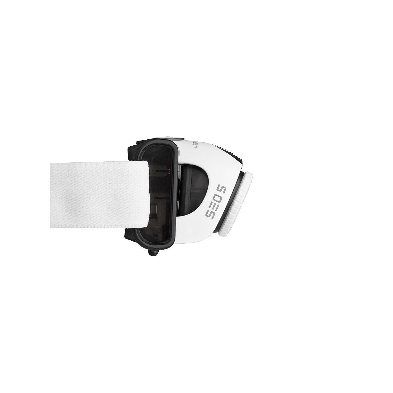 led lenser stirnlampe seo5 grau 180 lumen kotte zeller. Black Bedroom Furniture Sets. Home Design Ideas