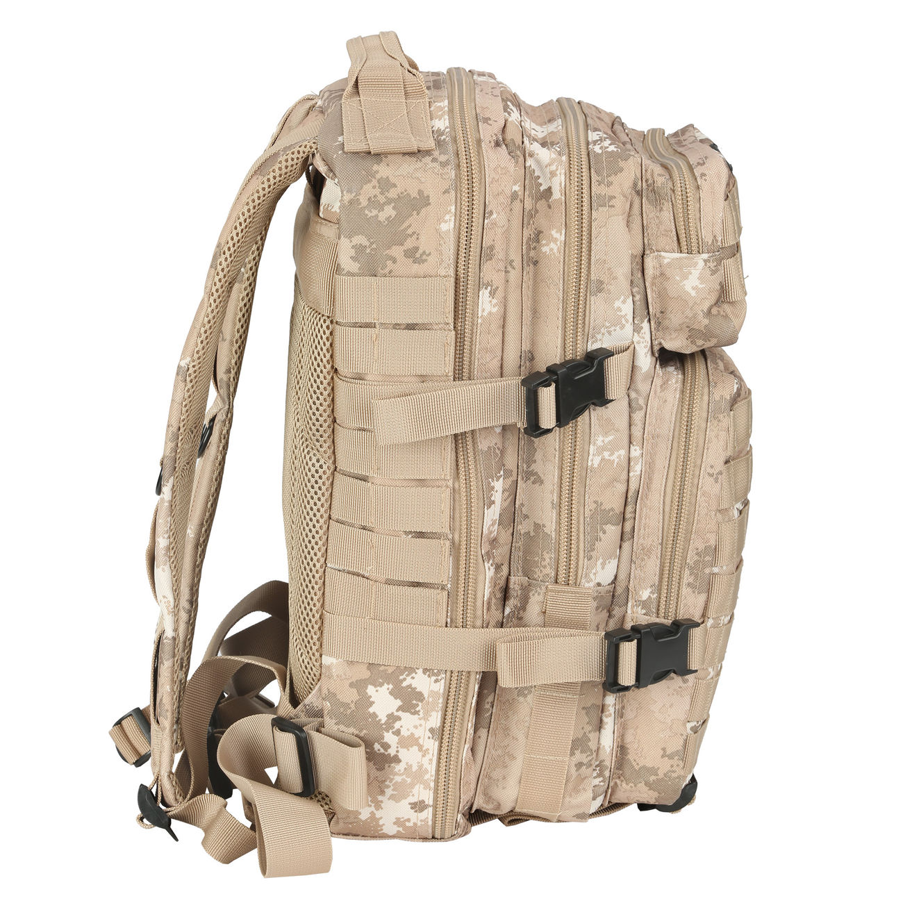 MFH Rucksack Assault I vegetato desert 1