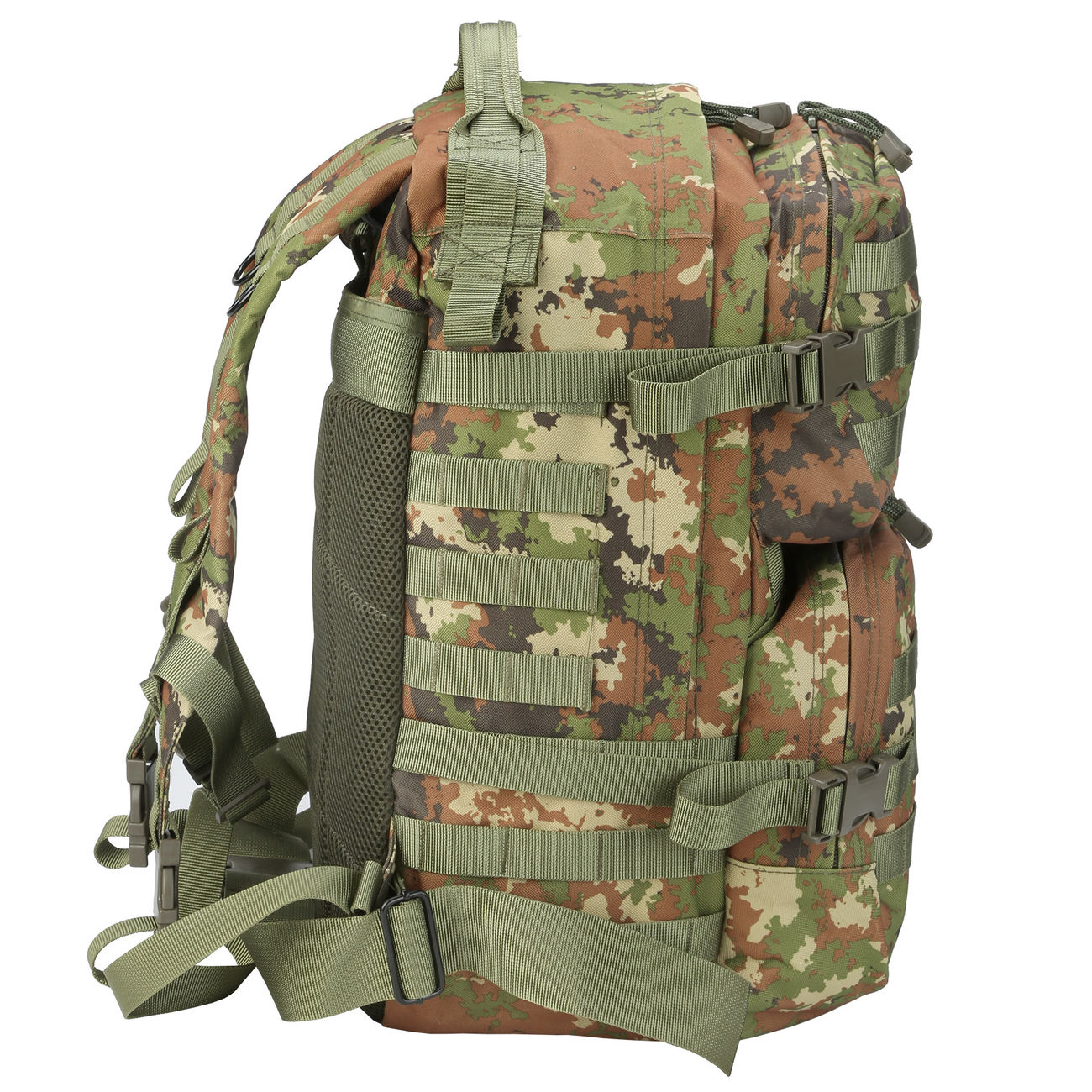 MFH Rucksack US Assault II vegetato 1