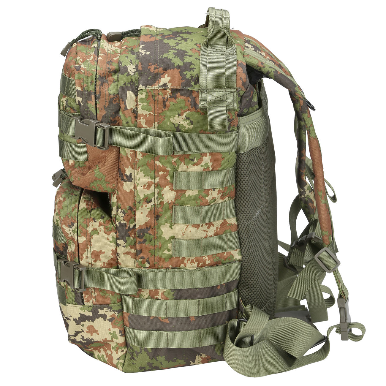 MFH Rucksack US Assault II vegetato 2