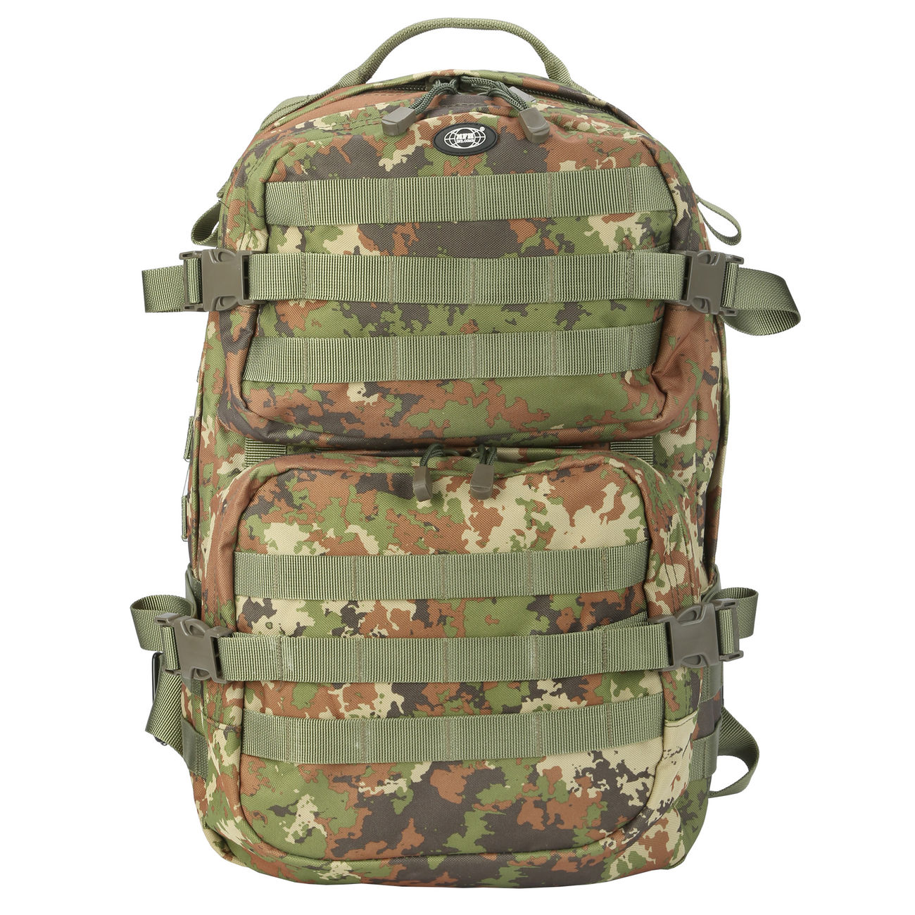 MFH Rucksack US Assault II vegetato 6