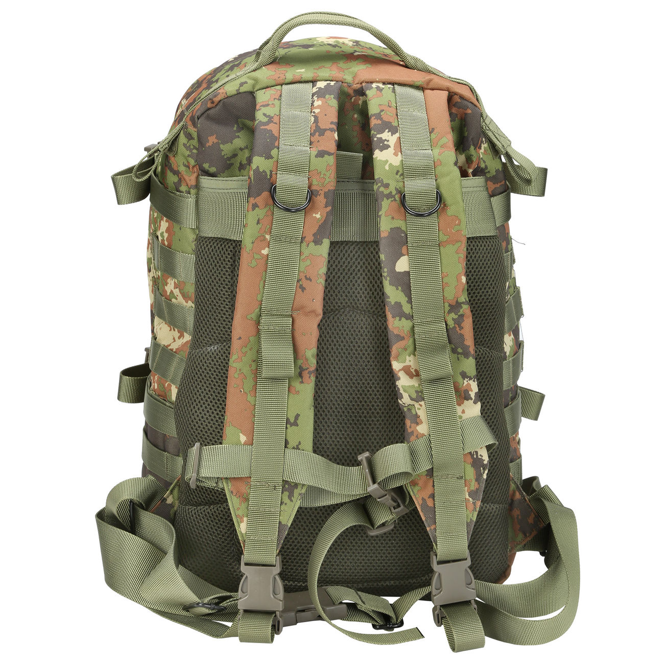 MFH Rucksack US Assault II vegetato 7