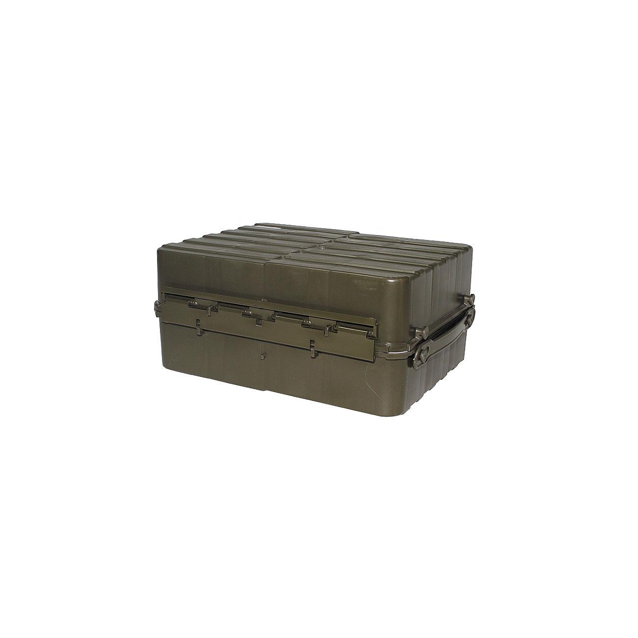 Wolldecke Norwegische Armee : Mfh norwegische transportbox oliv kotte zeller