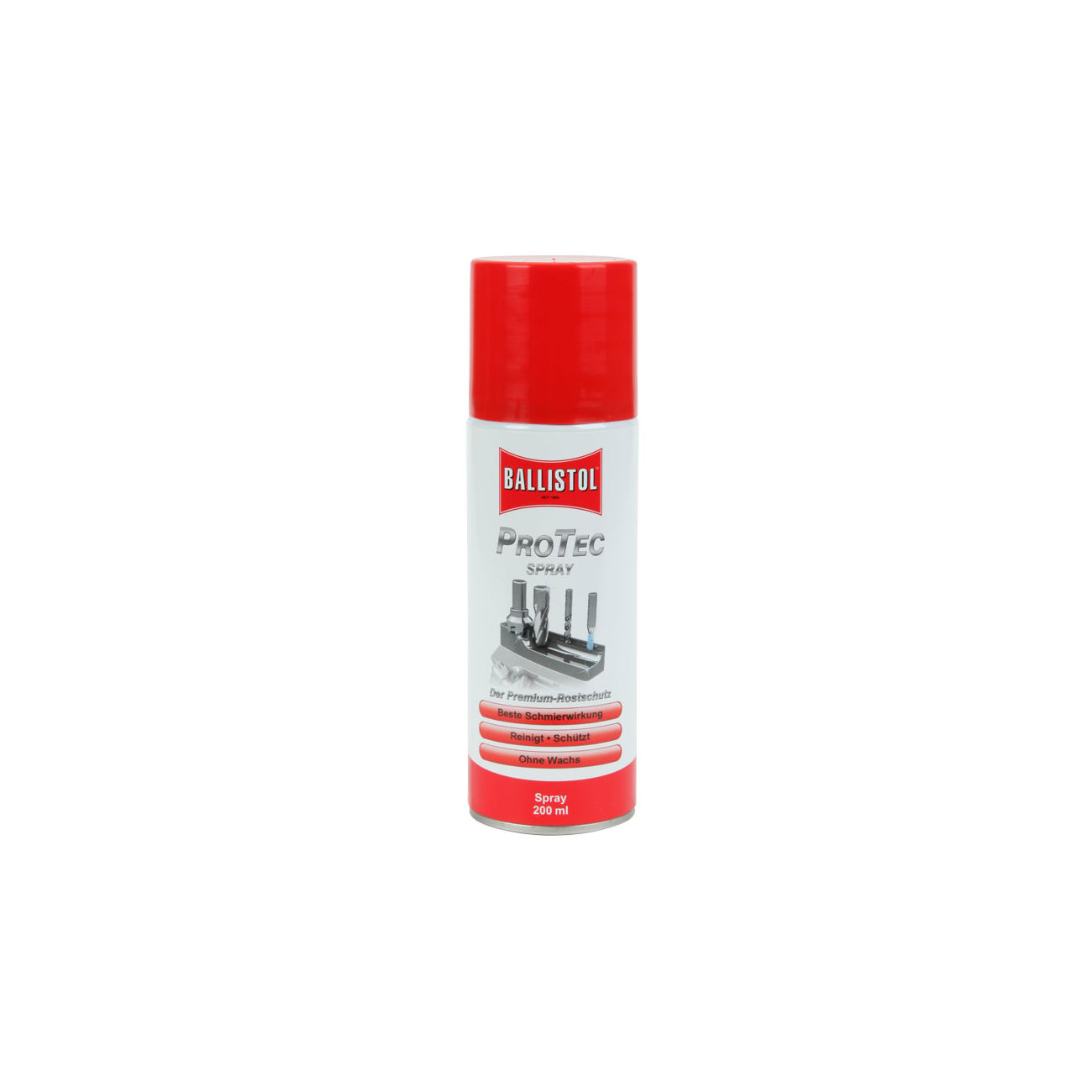 Ballistol ProTec 200ml Spray 0