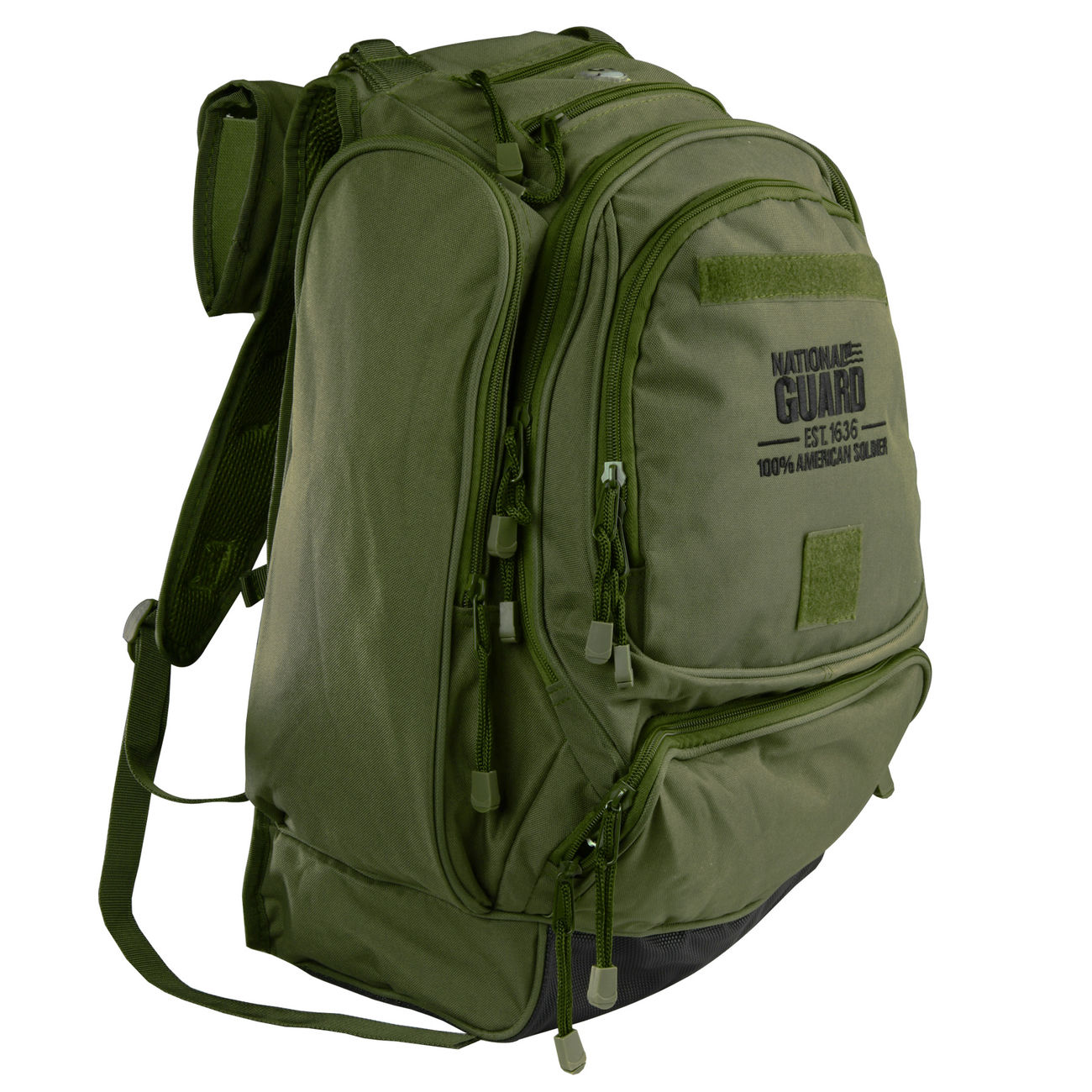 US Rucksack National Guard oliv 0