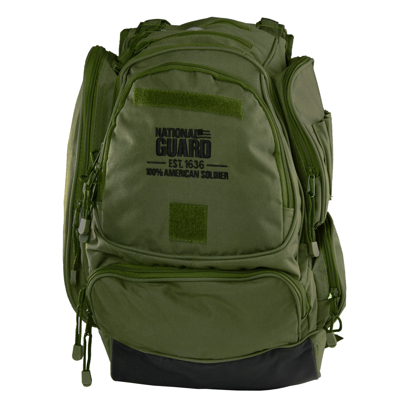 US Rucksack National Guard oliv 1