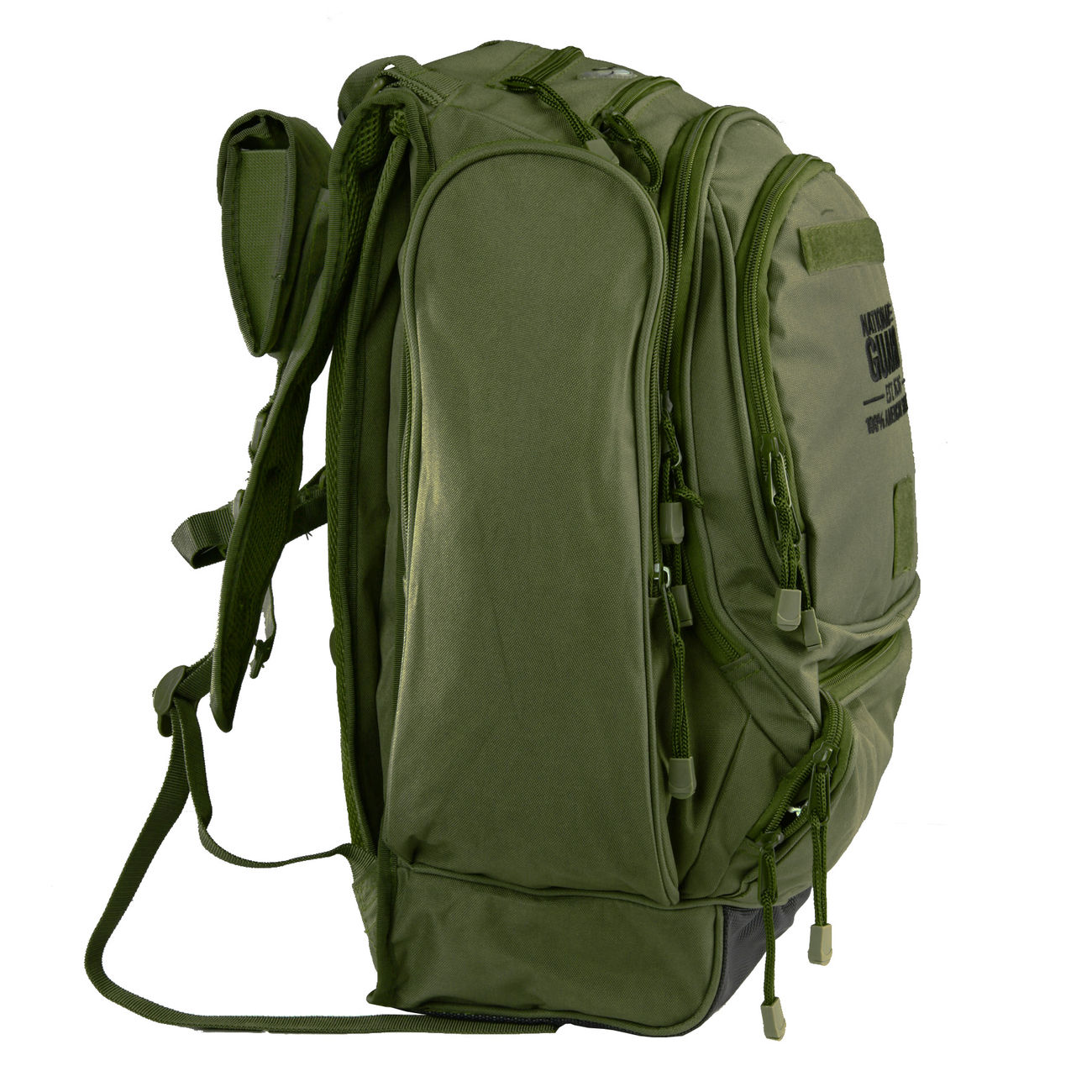 US Rucksack National Guard oliv 2
