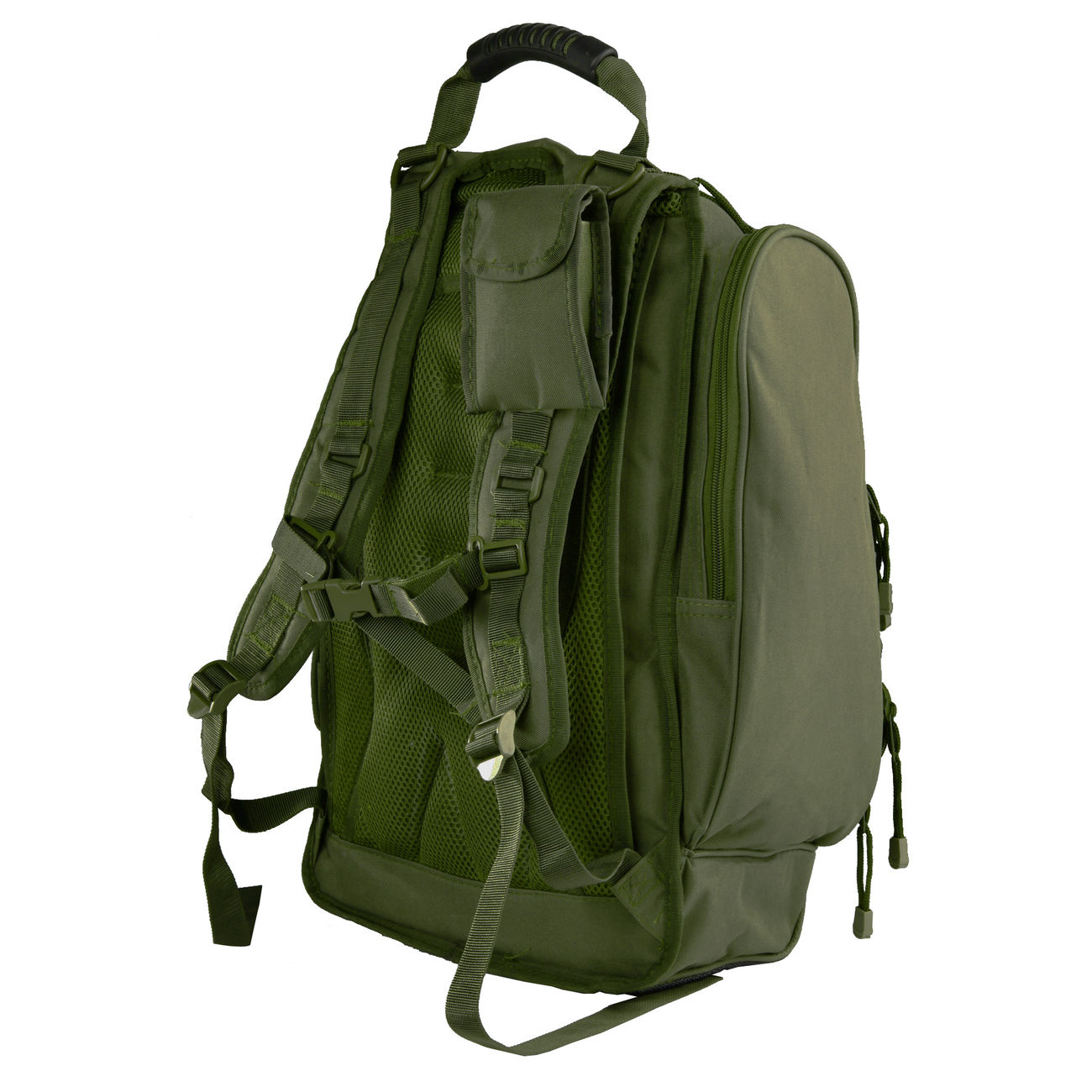 US Rucksack National Guard oliv 3