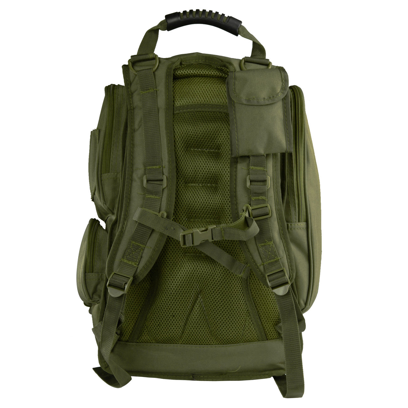 US Rucksack National Guard oliv 5