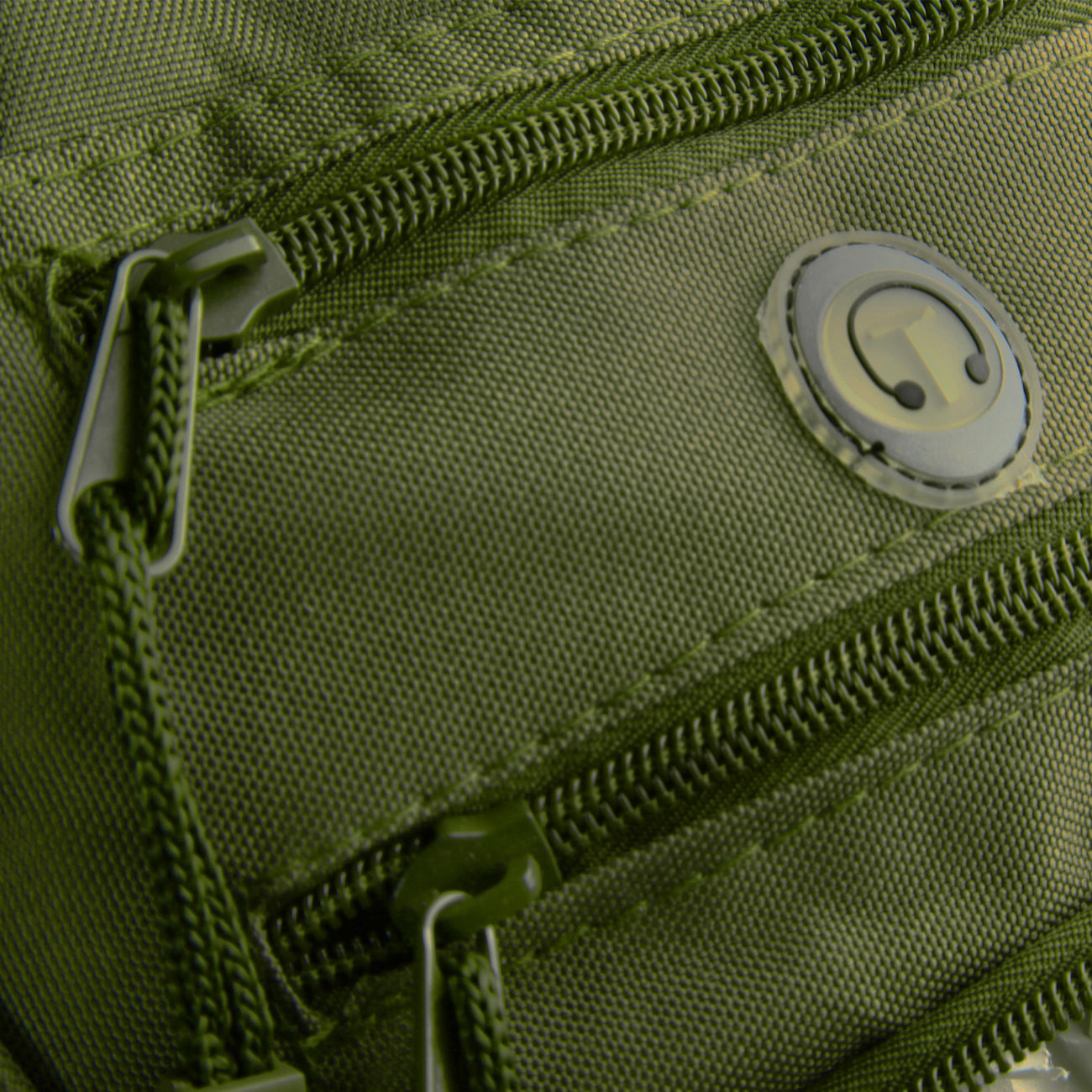 US Rucksack National Guard oliv 7