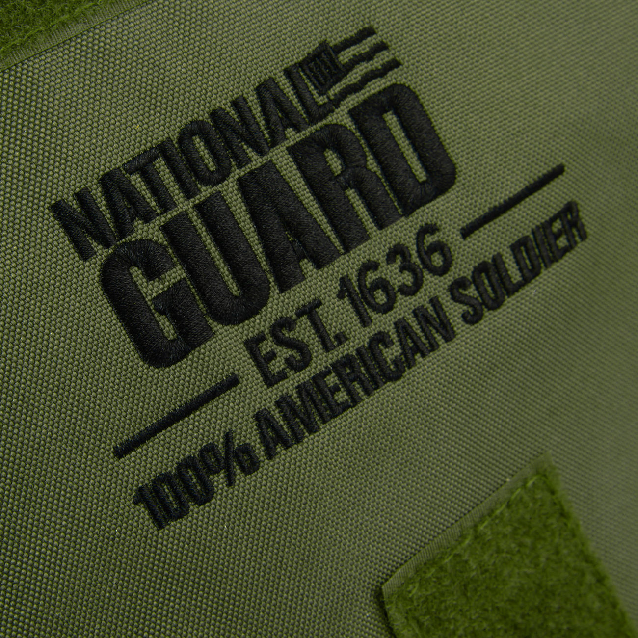 US Rucksack National Guard oliv 8