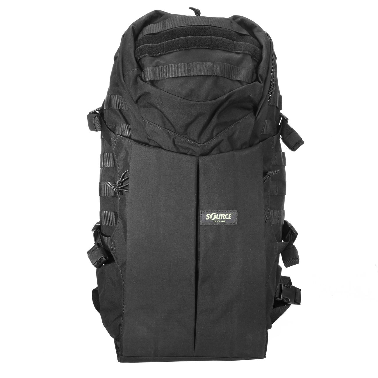 Source Tactical Gear Trinkrucksack Double D45 L schwarz 1