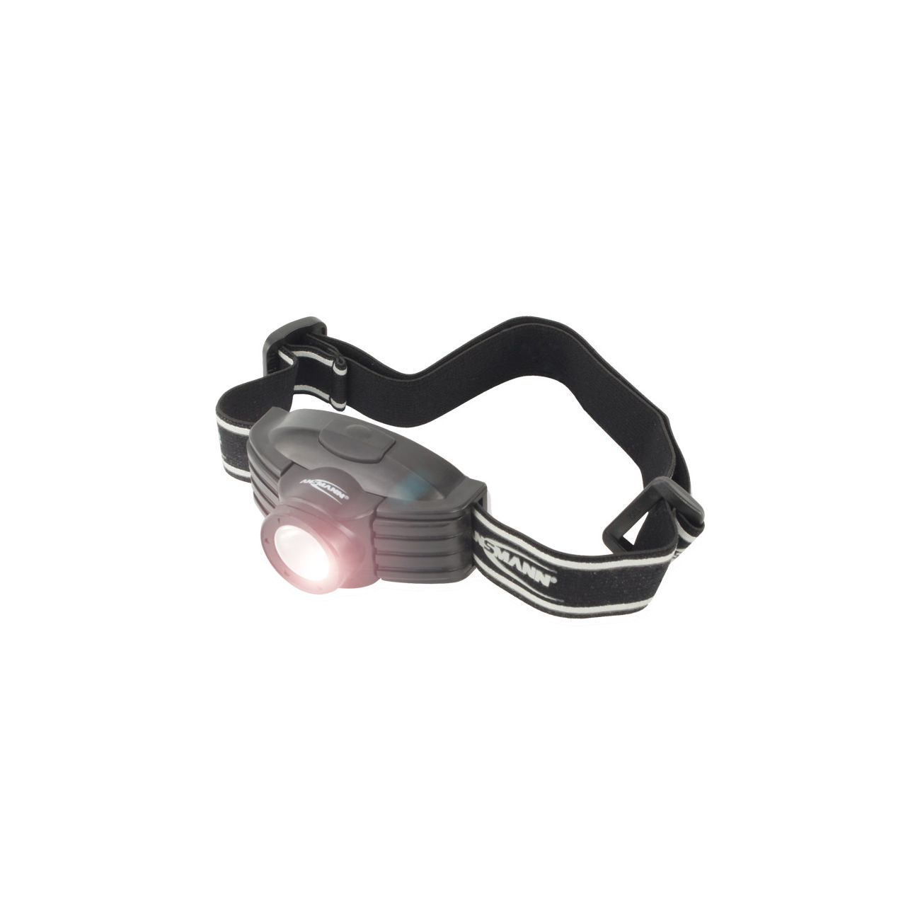 Ansmann Stirnlampe Headlight Future 150 Lumen schwarz 1