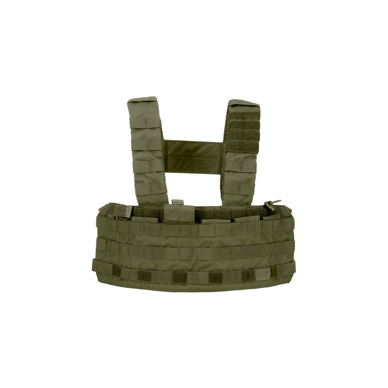 5.11 VTAC TacTec Chest Rig oliv 0