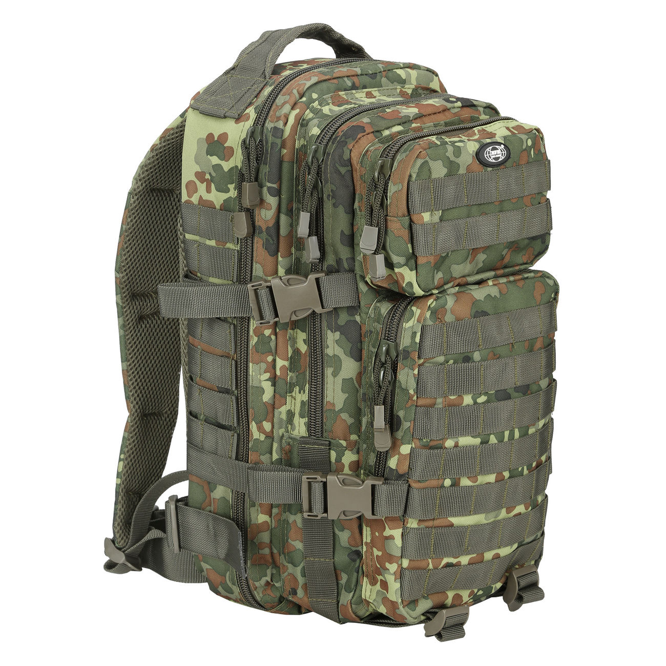 MFH Rucksack US Assault flecktarn 0
