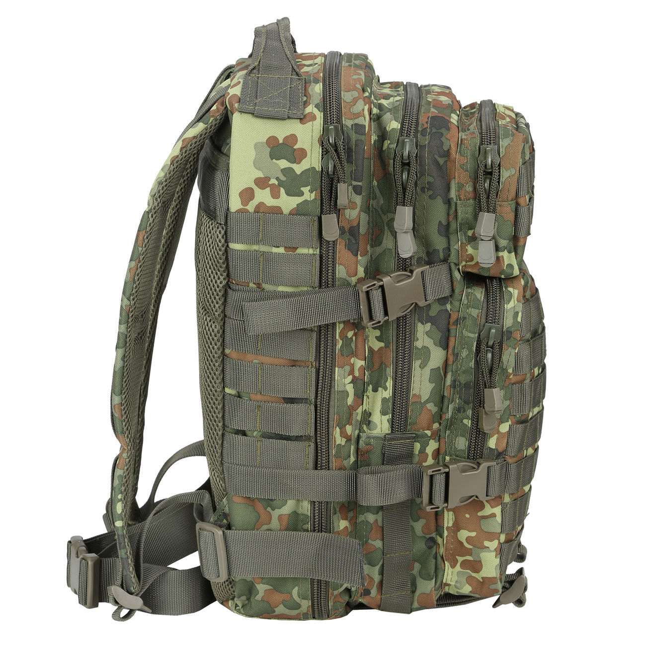 MFH Rucksack US Assault flecktarn 1