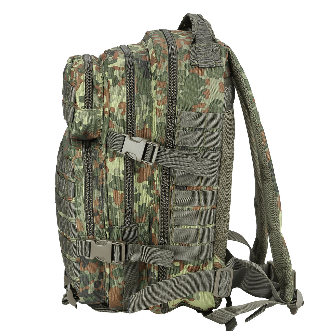 MFH Rucksack US Assault flecktarn 2